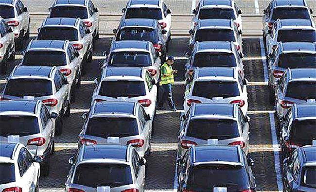 پایان افول بازار خودروی آلمان در فوریه