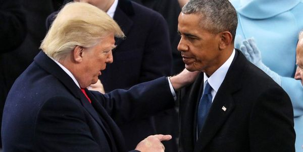 ترامپ بالاتر از اوباما، تحسینبرانگیزترین فرد آمریکا شد