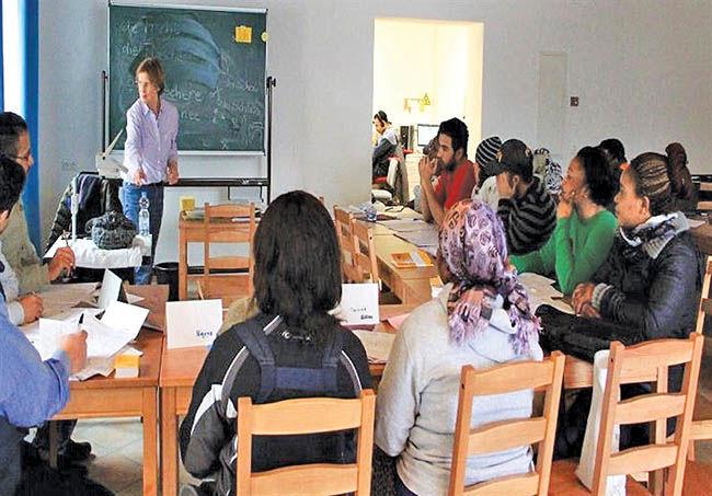 رسمیشدن زبان فارسی در مدارس آلمان