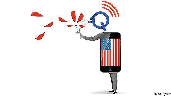 سرمایهداری آمریکا مغلوب تکنولوژی چین