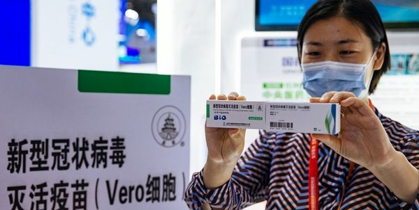 صدور مجوز استفاده عمومی دومین واکسن چینی کرونا