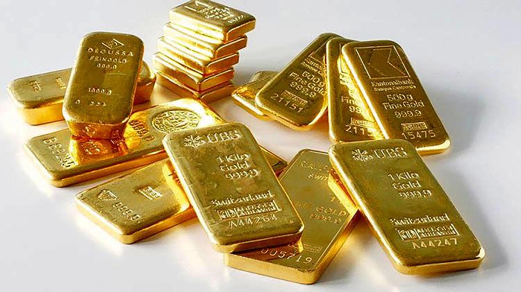 حملات ناموفق طلا به مرز 1800 دلاری