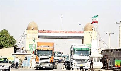 مرزهای تجاری ایران با عراق باز هستند