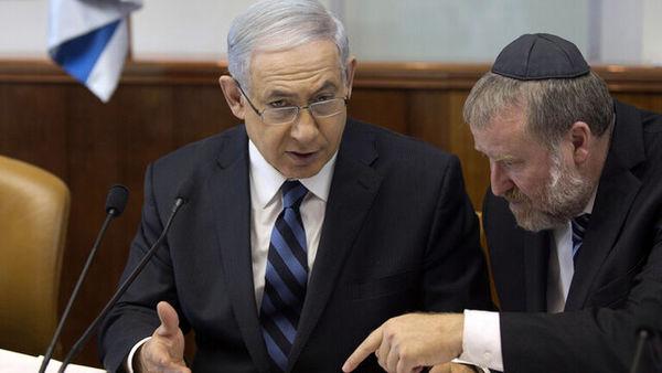 تهدید دادستانی اسرائیل به برکناری نتانیاهو