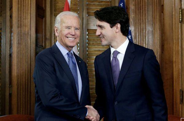 در گفتوگوی بایدن با نخست وزیر کانادا چه گذشت؟