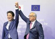 محور اروپا و ژاپن علیه چین