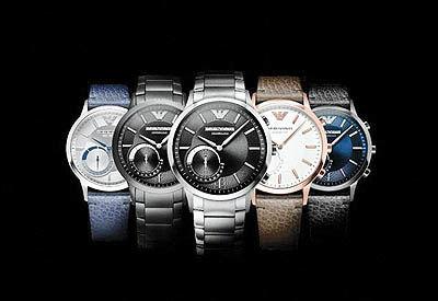 «امپریو آرمانی» ساعت هوشمند عرضه کرد