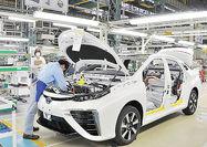 تاثیر تعرفهها بر خودروسازی ژاپن