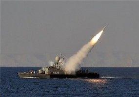 رزمایش دریایی مشترک ایران و چین