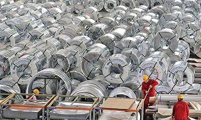 دستیابی به تولید 5/ 7 میلیون تن فولاد مذاب در مبارکه هموار شد