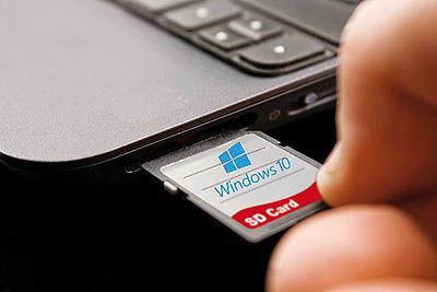 نصب برنامه روی کارت حافظه یا هارد اکسترنال در ویندوز 10