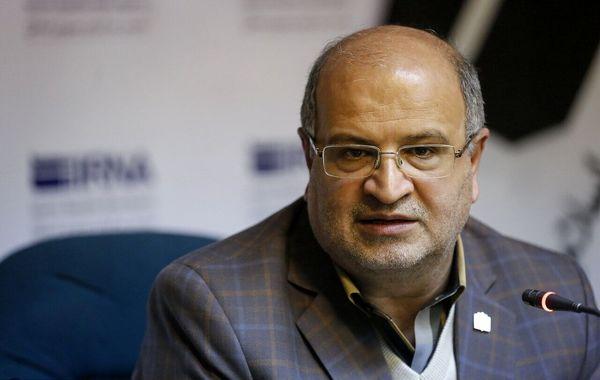 خبر زالی از کاهش مراجعه کنندگان سرپایی استان تهران