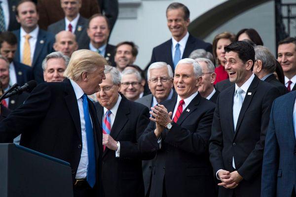 جنگ ترامپ و جمهوریخواهان علیه دموکراسی آمریکایی