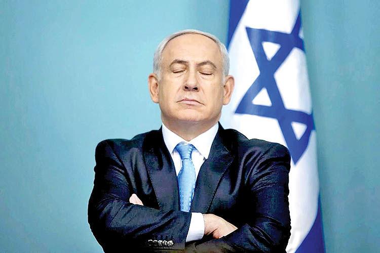 ناامیدی نتانیاهو از کاخ سفید