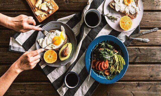 نکته هایی برای ایجاد یک رژیم غذایی متعادلتر