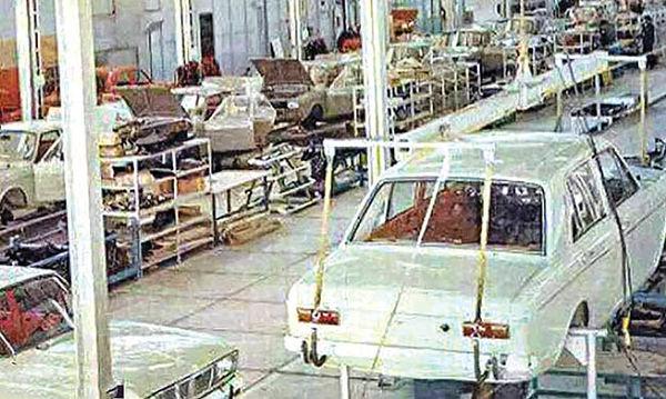 صنعت خودرو پیش از انقلاب