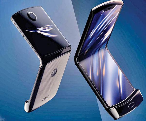 نگاهی به گوشی جدید موتورولا ریزر و پتنت مشابه شیائومی تاشوهای نوستالژیک جیبی
