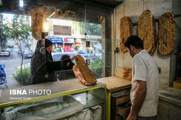 نان گران شد