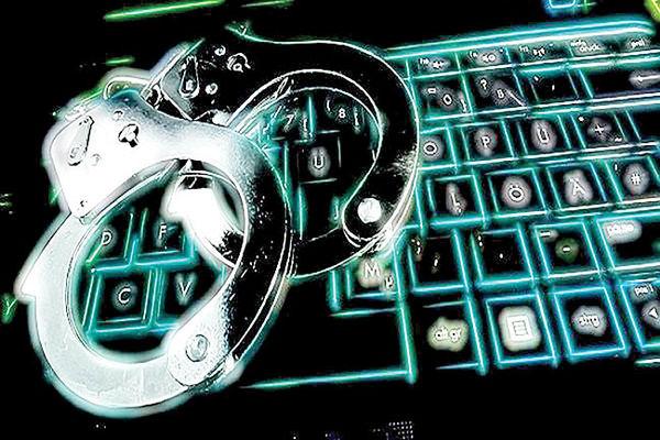 برداشت غیرمجاز اینترنتی در صدر جرائم سایبری