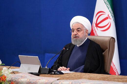 روحانی: اگر پروتکلهای بهداشتی رعایت نشود نمیتوانیم فعالیت اقتصادی را ادامه دهیم