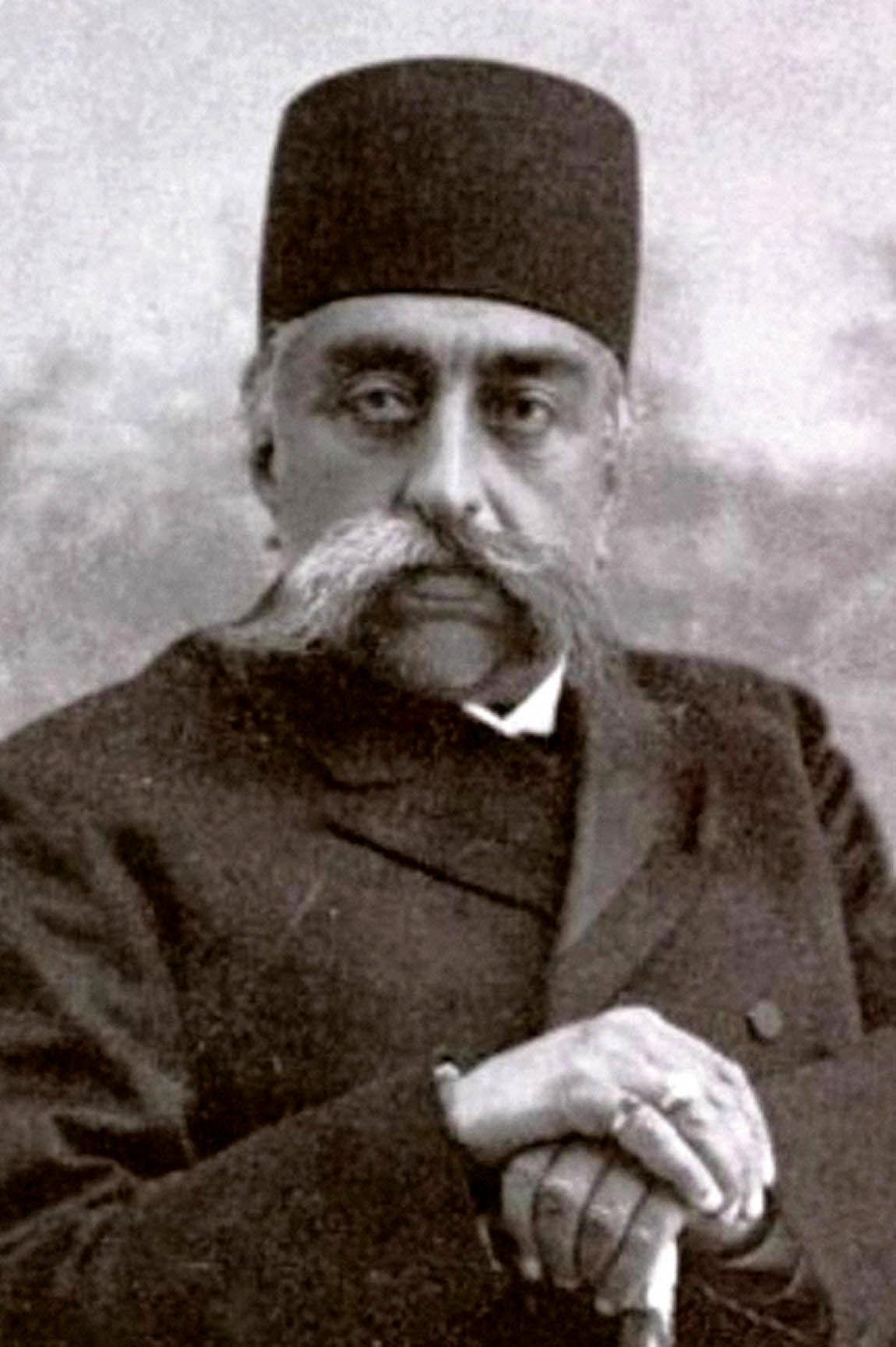 فرمان تاریخی مشروطه