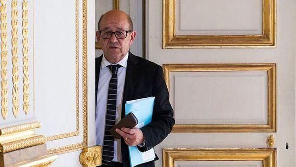 تلنگر وزیر خارجه فرانسه به اتحادیه اروپا