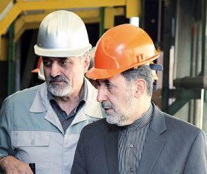 فولاد مبارکه اصفهان یکی از افتخارات صنعت کشور است