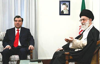 تاجیکستان قطعهای جدا ناپذیر از فرهنگ ایران است
