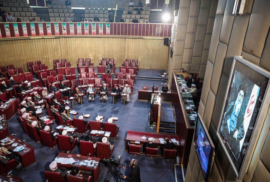 هشدار مجلس خبرگان درباره مذاکره با آمریکا /در انتخابات ۱۴۰۰سیاهنمایی نشود