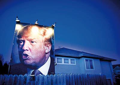 پروژه عبور از ترامپ