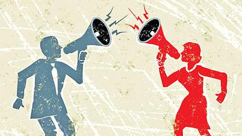 چگونه مهارتهای شنیداری کارمندان را بهبود ببخشیم