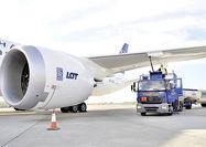 تولید  سوختهای زیستی برای هواپیماها