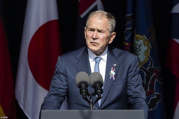 پیش بینی بازگشت طالبان در کتاب جورج بوش!