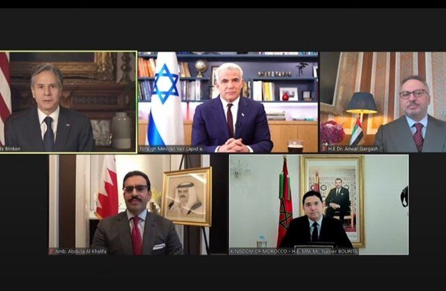 بلینکن وعده داد: کشورهای عربی بیشتری با اسرائیل رابطه برقرار میکنند
