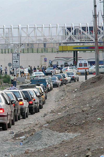 ترافیک پمپ بنزینها از کجا آمد؟