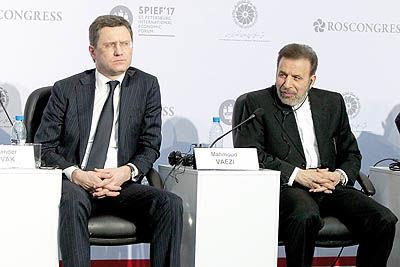 رایزنی تجاری روسها در ایران