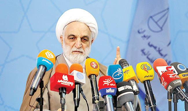 پاسخ قوهقضائیه به سخنان احمدینژاد