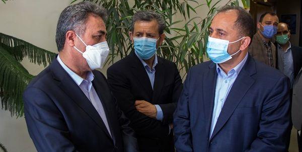 ادارات تهران در اولین روز اجرای محدودیتهای کرونایی چه ضعیتی داشتند؟