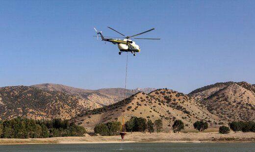 توضیحات یک مقام وزارت دفاع درباره آتش سوزی جنگلهای گلستان