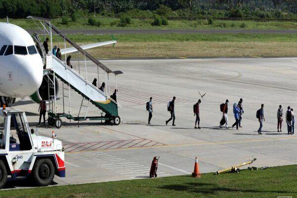 اندونزی ۲ هفته ورود خارجیها را ممنوع کرد