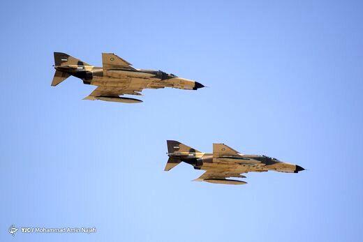 لیدر پروازهای تاکتیکی ارتش که حین آزمایش جنگنده به شهادت رسید+ عکس