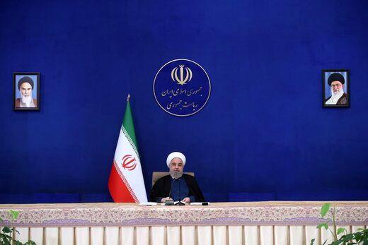 رئیس جمهور: اینقدر نگران نباشید که مذاکرات زود به نتیجه برسد