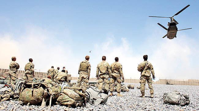 طرح آمریکا برای صلح افغانستان