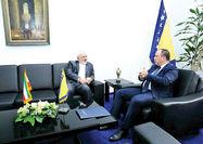 ایران میتواند تامینکننده مطمئن انرژی بوسنی باشد