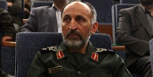پیام تسلیت سرلشکر باقری درپی درگذشت سردار حجازی