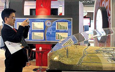 حضور 107 شرکت چینی در نمایشگاه نفت تهران