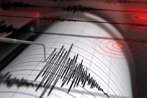 وقوع زلزله ۴ ریشتری در کهنوج کرمان