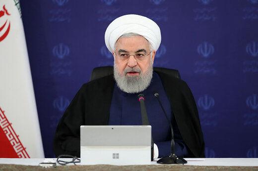 روحانی: همین امروز هم میتوانیم غنی سازی ۹۰ درصد را اجرا کنیم