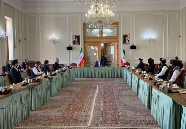 بیانیه پایانی مذاکرات بینالافغانی در تهران