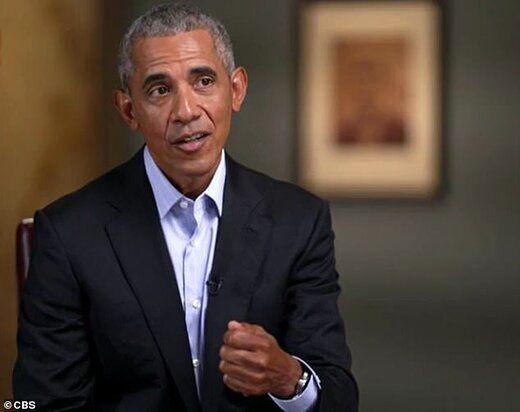اوباما: رسانهها بیش از حد درباره ترامپ مبالغه کردند